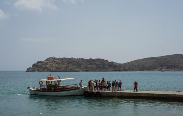 Spinalonga Island Full Day Tour (1D)