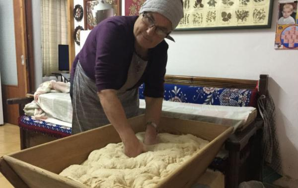 Traditional Village Bakery Class & Tour / including lunch