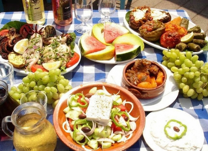 Cretan Villages with Traditional Lunch
