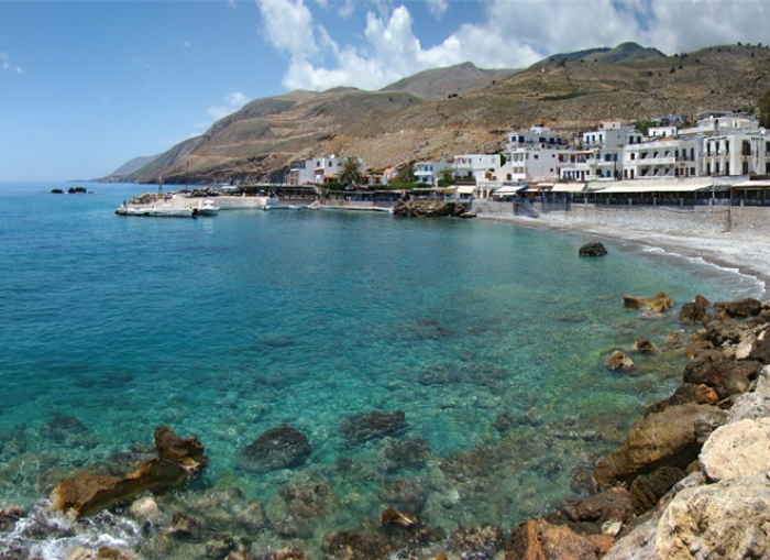 Discover South Western Crete